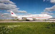 Bahrain Amiri Flight B744 visited Paris Orly title=
