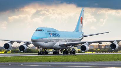 HL7461 - Korean Air Boeing 747-400