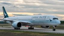 B-LRO - Cathay Pacific Airbus A350-900 aircraft