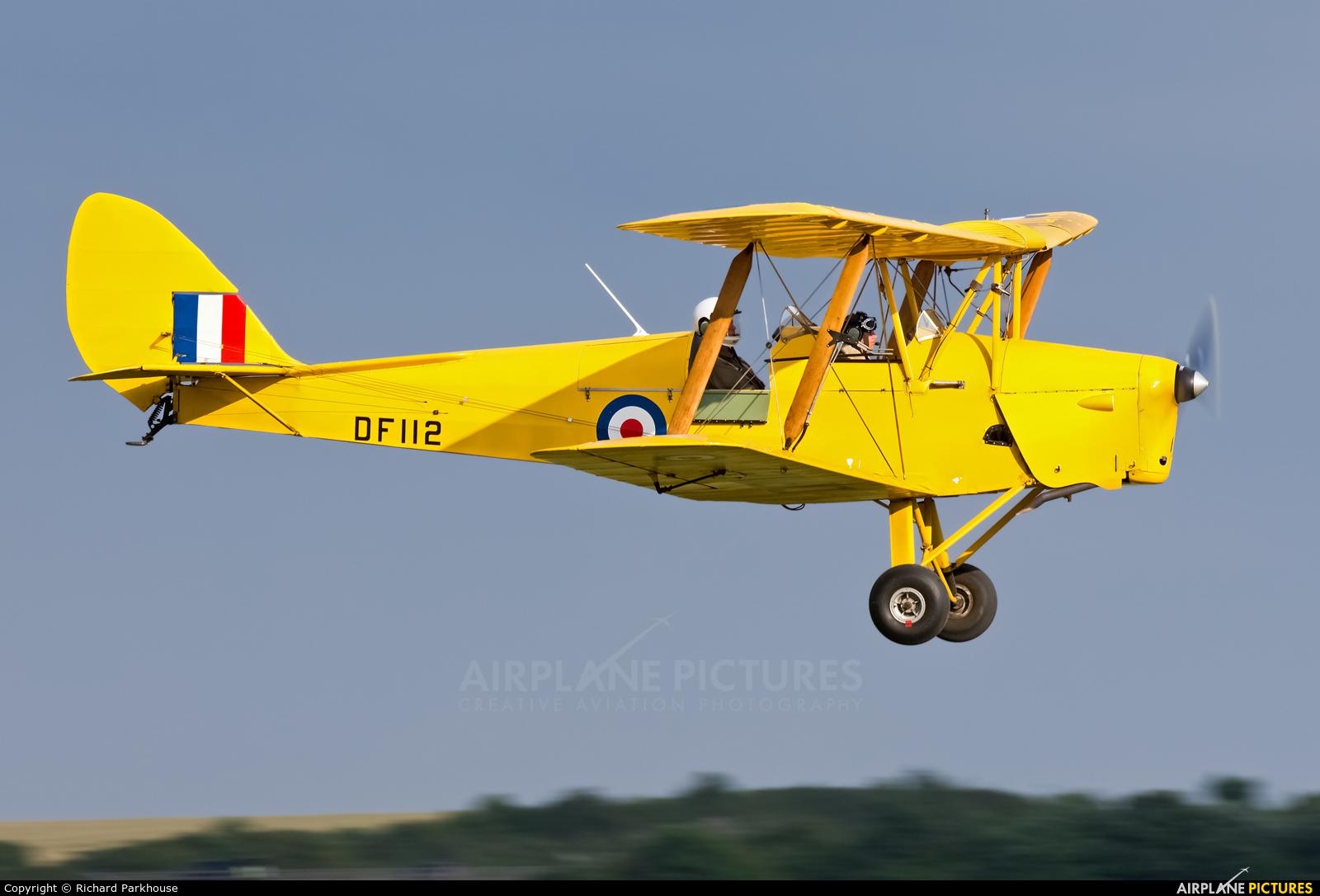 Spectrum Leisure G-ANRM aircraft at Duxford