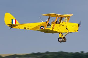 G-ANRM - Spectrum Leisure de Havilland DH. 82 Tiger Moth