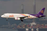 HS-TXC - Thai Smile Airbus A320 aircraft