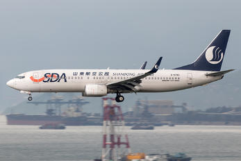 B-5783 - Shandong Airlines  Boeing 737-800