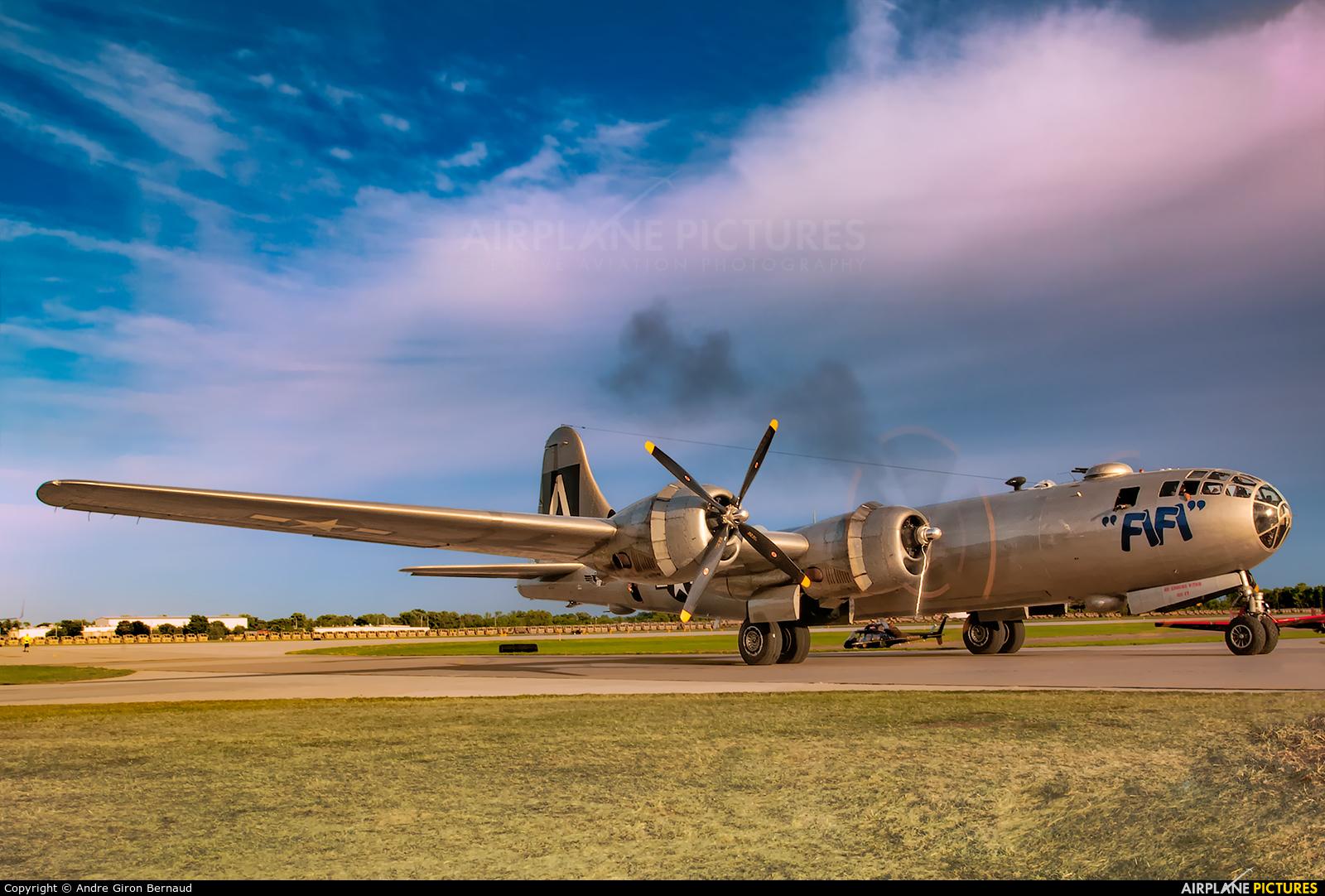 American Airpower Heritage Museum (CAF) N529B aircraft at Oshkosh - Wittman Regional