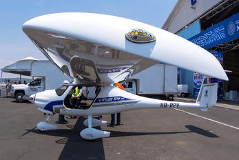 XB-PPY - Private Pipistrel Virus SW