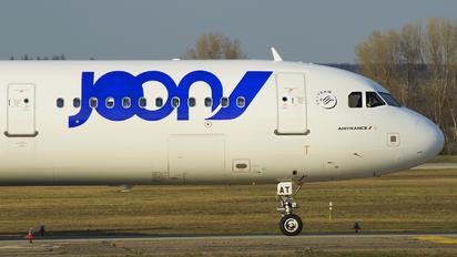 F-GTAT - Joon Airbus A321