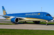VN-A896 - Vietnam Airlines Airbus A350-900 aircraft