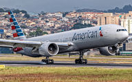 N717AN - American Airlines Boeing 777-300ER aircraft