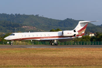 HB-JKI - Private Gulfstream Aerospace G-V, G-V-SP, G500, G550
