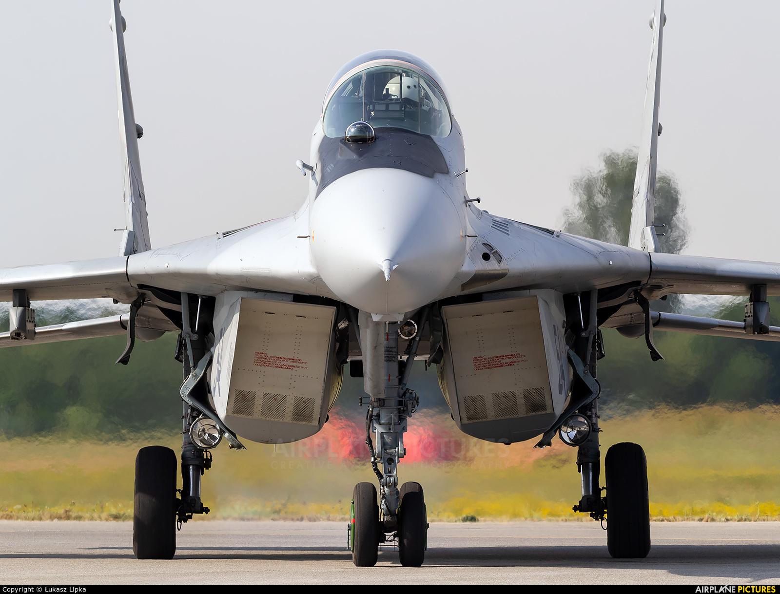 Poland - Air Force 54 aircraft at Dęblin