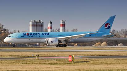 HL8084 - Korean Air Boeing 787-9 Dreamliner