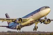 A7-AEJ - Qatar Airways Airbus A330-300 aircraft