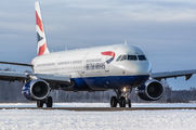 G-MEDJ - British Airways Airbus A321 aircraft