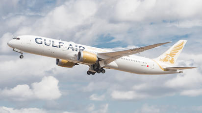A9C-FC - Gulf Air Boeing 787-9 Dreamliner