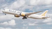 A9C-FC - Gulf Air Boeing 787-9 Dreamliner aircraft