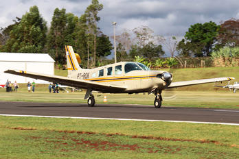 PT-ROK - Private Embraer EMB-720D Minuano
