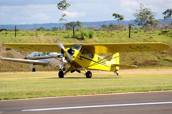 PU-LCC - Private Piper J3 Cub
