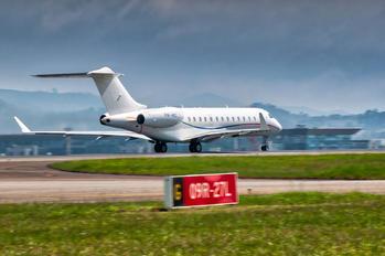 PR-HIC -  Bombardier BD-700 Global 6000