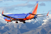 N7732A - Southwest Airlines Boeing 737-700 aircraft