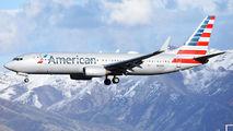 N812NN - American Airlines Boeing 737-800 aircraft