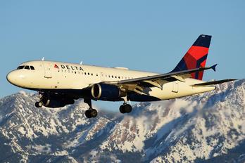 N317NB - Delta Air Lines Airbus A319