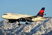 N317NB - Delta Air Lines Airbus A319 aircraft