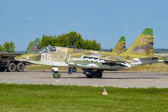 RF-93049 - Russia - Air Force Sukhoi Su-25