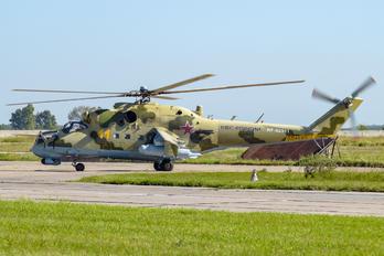RF-92511 - Russia - Air Force Mil Mi-24P