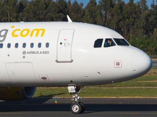 EC-LZN - Vueling Airlines Airbus A320