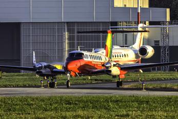 D-CFMU - Polish Air Navigation Services Agency - PAZP Beechcraft 300 King Air 350