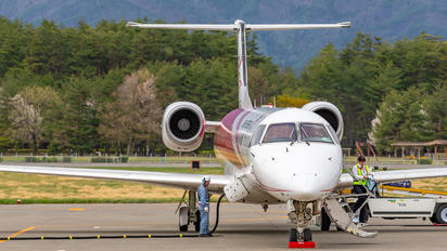 HL8054 - Korea Express Embraer EMB-145