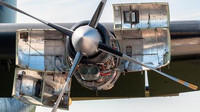 50+66 - Germany - Air Force Transall C-160D