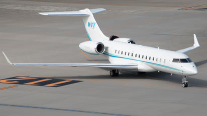 B-96999 - Private Bombardier BD-700 Global 6000