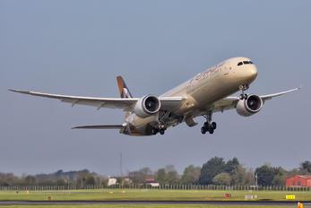 A6-BMB - Etihad Airways Boeing 787-10 Dreamliner
