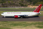 Omni Air International B762 visited Fukushima title=
