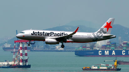 VN-A571 - Jetstar Pacific Airlines Airbus A321