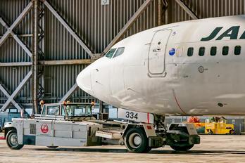 JA334J - JAL - Express Boeing 737-800