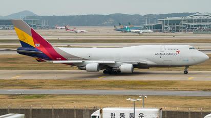 HL7413 - Asiana Cargo Boeing 747-400BCF, SF, BDSF