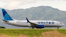 N37267 - United Airlines Boeing 737-800 aircraft
