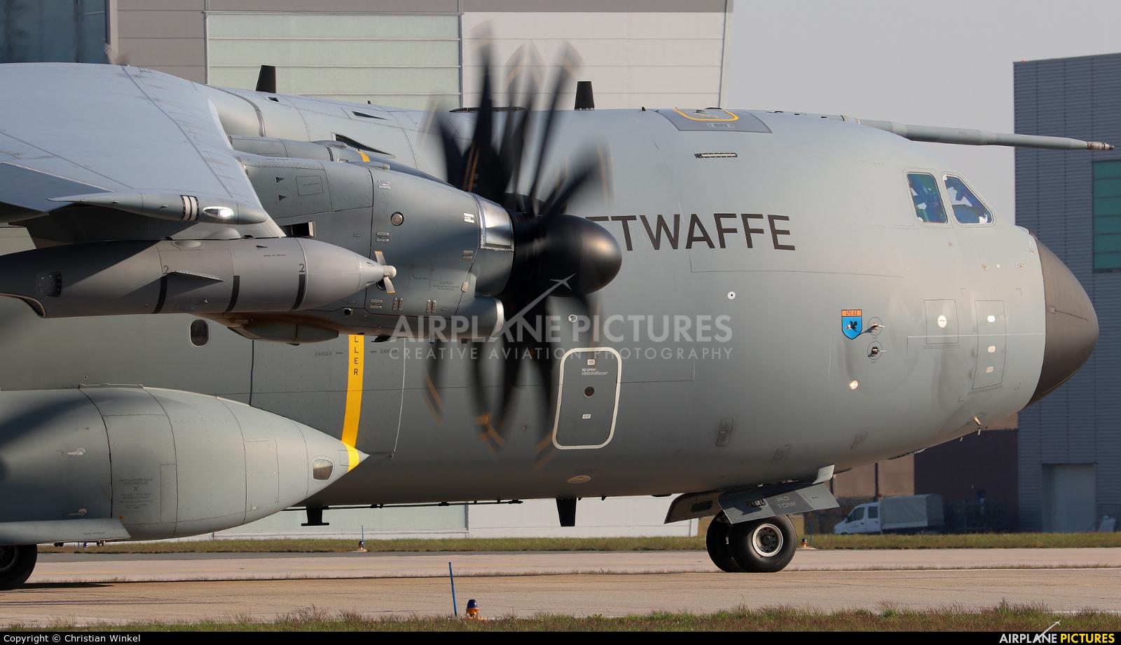 Germany - Air Force 54+04 aircraft at Wunstorf