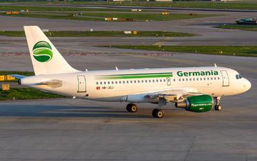HB-JOJ - Germania Flug Airbus A319