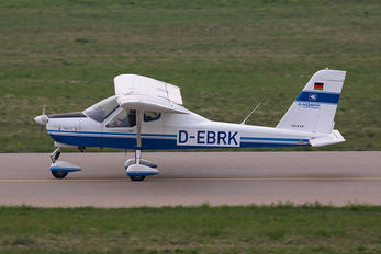 D-EBRK - Private Tecnam P92 Echo, JS & Super