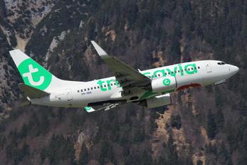 PH-XRX - Transavia Boeing 737-700