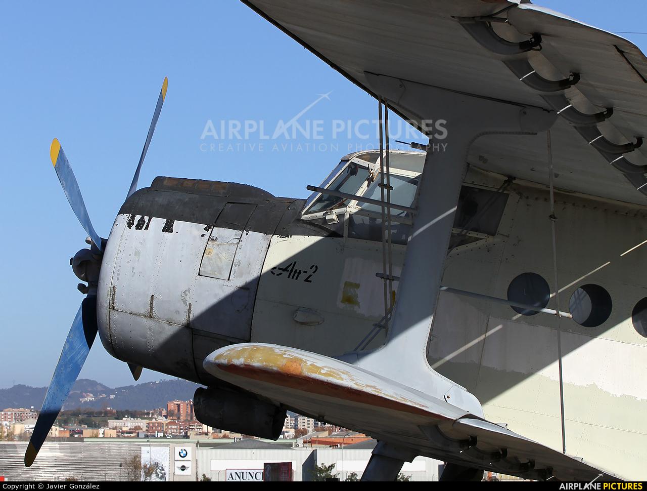 Fundació Parc Aeronàutic de Catalunya SP-ALG aircraft at Sabadell