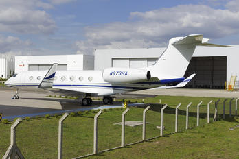 N673HA - Private Gulfstream Aerospace G650, G650ER