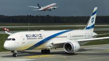 4X-EDH - El Al Israel Airlines Boeing 787-9 Dreamliner aircraft