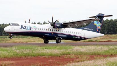 PR-AQI - Azul Linhas Aéreas ATR 72 (all models)
