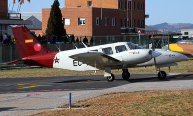 EC-HYP - Private Piper PA-34 Seneca