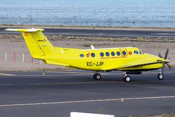 EC-JJP - Urgemer Canarias Beechcraft 200 King Air