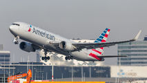 N391AA - American Airlines Boeing 767-300ER aircraft